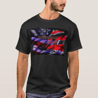 American Spirit Motorcycles TV Show T-Shirt