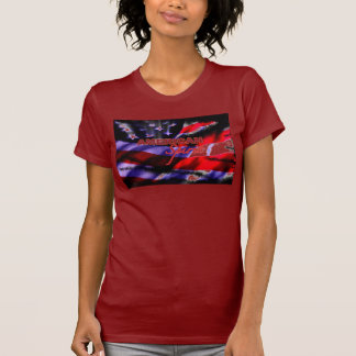 American Spirit Motorcycles TV Show T Shirts