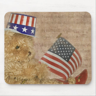 American Spirit Mouse Pad