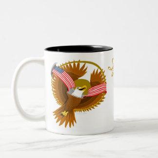 American Spirit Coffee Mugs