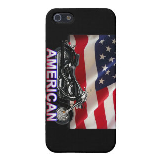 American Spirit TV Motorcycle Show Case For iPhone SE/5/5s