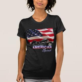 American Spirit TV Motorcycle Show Shirt
