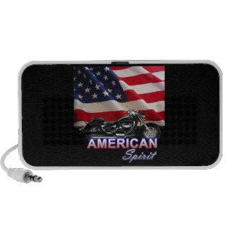 American Spirit TV Motorcycle Show Speaker