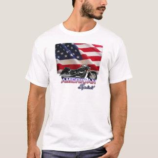 American Spirit TV Motorcycle Show T-Shirt