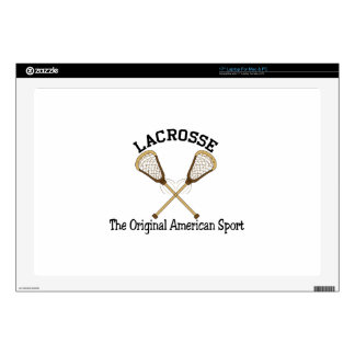 American Sport Laptop Decal