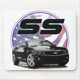 American SS Mouse Pad