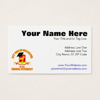 American Staffordshire Business Card