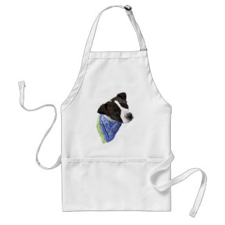 American Staffordshire Terrier-Aggie Aprons