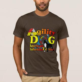American_Staffordshire_Terrier_Agility T-Shirt