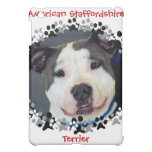 American Staffordshire Terrier-Am Staff Photo iPad Mini Cover