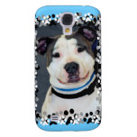 American Staffordshire Terrier-Am Staff Photo Samsung Galaxy S4 Cover