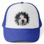 American Staffordshire Terrier-Am Staff Photo Trucker Hat