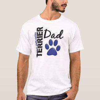 American Staffordshire Terrier Dad 2 T-Shirt