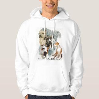 American Staffordshire Terrier,... Hoodies