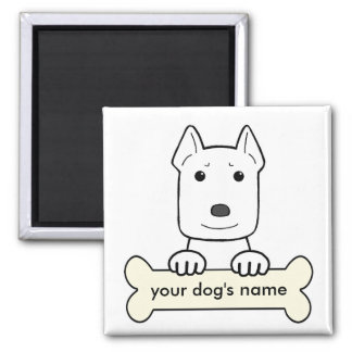American Staffordshire Terrier Magnets