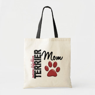 American Staffordshire Terrier Mom 2 Canvas Bag
