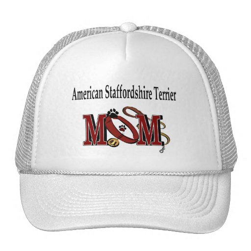 American Staffordshire Terrier Mom Hat
