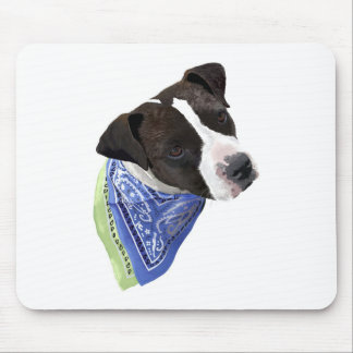 American Staffordshire Terrier Mouse Pad