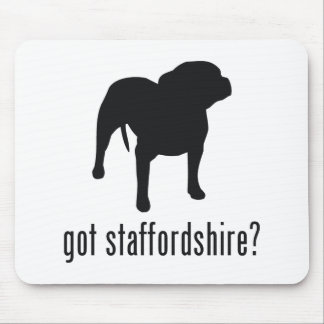 American Staffordshire Terrier Mouse Pads