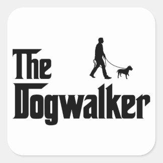 American Staffordshire Terrier Square Sticker
