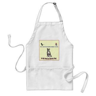 American Staffordshire Terrier Stuff Apron