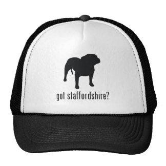 American Staffordshire Terrier Trucker Hat