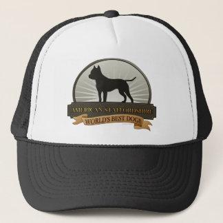 American Staffordshire Trucker Hat