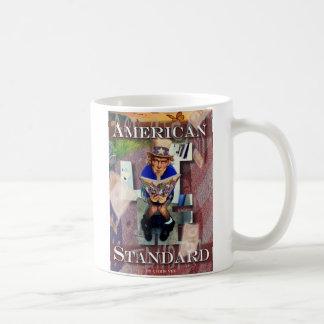 American Standard Classic White Coffee Mug