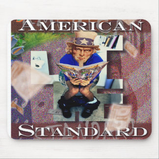 American Standard Mousepad
