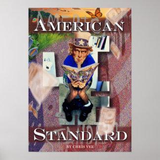 American Standard Poster