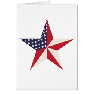 American Star Notecards Card
