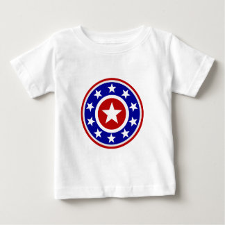American Star Shield Baby T-Shirt