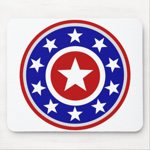 American Star Shield Mouse Pad