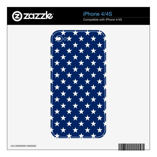 American Star Skins For The iPhone 4