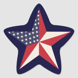 American Star Stickers