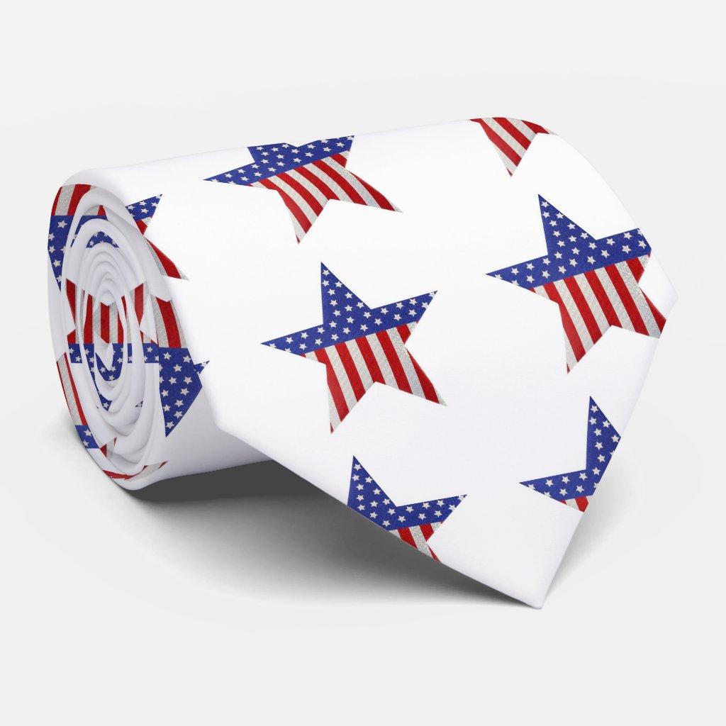 American Star Tie