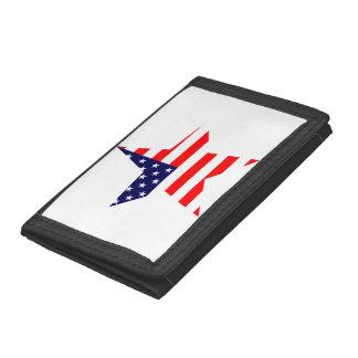 American Star Tri-fold Wallet