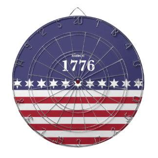 American Stars and Stripes Dartboards