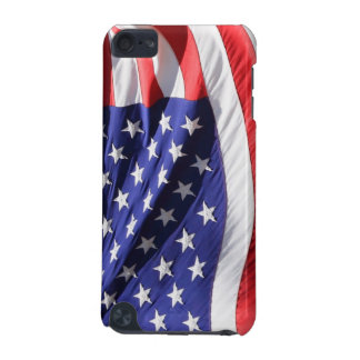 American stars and stripes US flag photo, gift iPod Touch (5th Generation) Covers