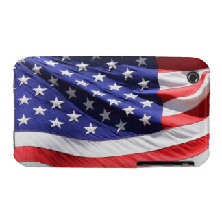 American stars and stripes US flag photo, gift iPhone 3 Cases