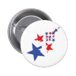 american stars button
