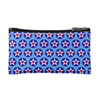 American Stars Cosmetics Bag Makeup Bag