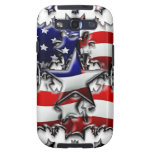 American Stars Galaxy SIII Cases