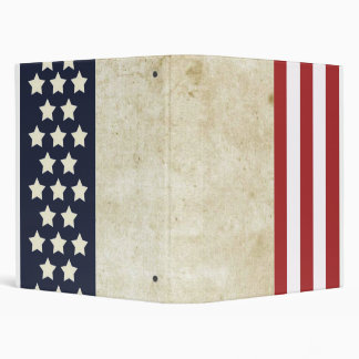 American Stars & Stripes Freedom Binder