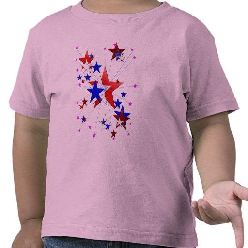 American Stars Trans T Shirts