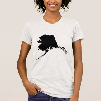 American State of Alaska Shirts