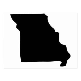 American State of Missouri Postcard