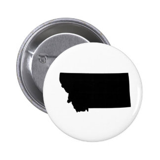 American State of Montana Pinback Button