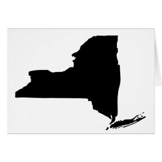 American State of New York Card