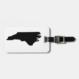 American State of North Carolina Tag For Bags